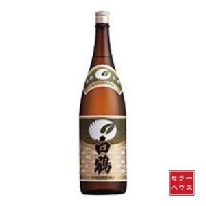 日本酒 1800ml 中辛 淡麗 佳撰 白鶴 瓶|cellar-house