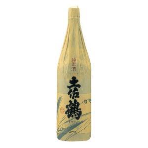 日本酒 1800ml 純米酒 淡麗やや辛口 さわやか 土佐鶴 純米酒|cellar-house
