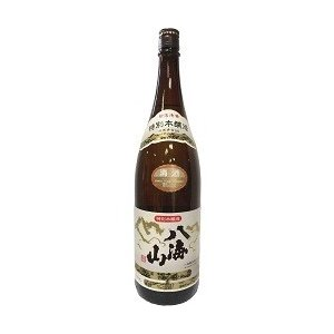 淡麗やや辛口 やわらか 八海山 特別本醸造 1800ml|cellar-house