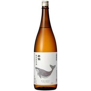 日本酒 1800ml 純米酒 淡麗超辛口 酸味 キレ 酔鯨 特別純米|cellar-house