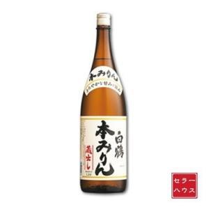 白鶴 本みりん 瓶 1.8L|cellar-house