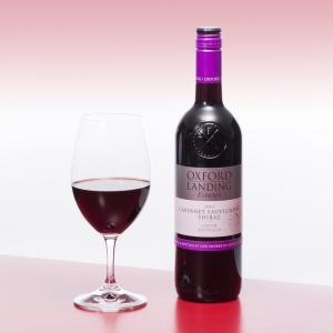 赤ワイン ミディアムボディ まろやか スパイシー オックスフォード ランディング カベルネ・ソーヴィニヨン/シラーズ 750ml cellar-house