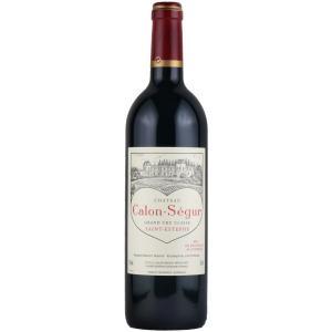 フルボディ 濃厚 エレガント シャトー・カロン・セギュール 2002 750ml  ボルドー格付け赤ワイン|cellar-house