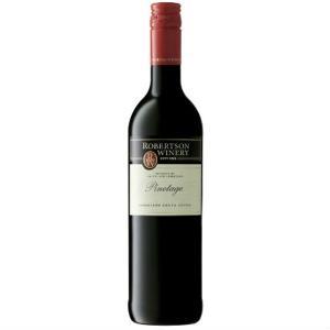 ミディアムボディ 滑らか フルーティー ピノタージュ 2012 ロバートソン・ワイナリー 750ml  南アフリカ 赤ワイン|cellar-house