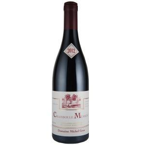 ミディアムボディ 複雑味 フルーティー シャンボール・ミュジニー 2012 ミシェル・グロ 750ml  ブルゴーニュ 赤ワイン|cellar-house