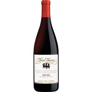 赤ワイン ミディアムボディ フルーティー スパイシー カリフォルニア・ピノ・ノワール スリー・シーヴズ 750ml|cellar-house