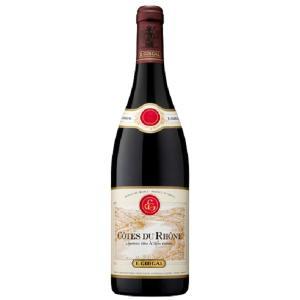 ミディアムボディ 柔らか フローラル コート・デュ・ローヌ・ルージュ 2013 E.ギガル 750ml  旨安 ローヌ赤ワイン|cellar-house