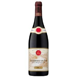 フルボディ 完熟 リッチ シャトーヌフ・デュ・パプ・ルージュ 2011 E.ギガル 750ml  ローヌ赤ワイン|cellar-house