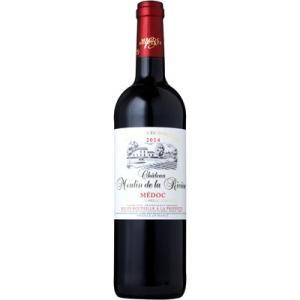 ミディアムボディ 濃厚 滑らか シャトー・ムーラン・ド・ラ・リヴィエール 2014 750ml  ボルドー旨安赤ワイン|cellar-house