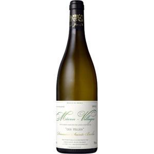 辛口 ボリューム感 ミネラル感 マコン・ヴィラージュ・レ・ティーユ 2015 サント・バルブ 750ml  ブルゴーニュ白ワイン|cellar-house