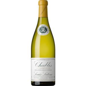辛口 フレッシュ すっきり シャブリ・ラ・シャン・フルール 2015 ルイ・ラトゥール 750ml  ブルゴーニュ白ワイン|cellar-house