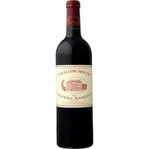 フルボディ フルーティー 複雑味 パヴィヨン・ルージュ・デュ・シャトー・マルゴー 2007 750ml  ボルドー赤ワイン|cellar-house