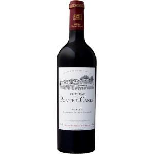 フルボディ 複雑 完熟 シャトー・ポンテ・カネ 2007 750ml  ボルドー格付け赤ワイン|cellar-house