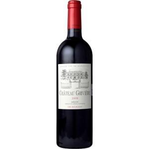 ミディアムボディ スパイシー 余韻 シャトー・グリヴィエール 2008 750ml  ボルドー旨安赤ワイン cellar-house