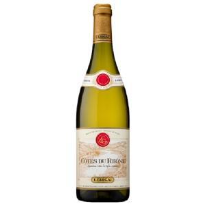辛口 フルーティー まろやか コート・デュ・ローヌ・ブラン 2015 E.ギガル 750ml  旨安 ローヌ白ワイン|cellar-house