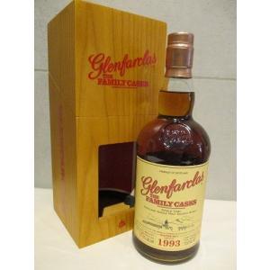 限定3本限り グレンファークラス ザ・ファミリーカスク 1993 57° 700ml 正規品 シングルモルト スコッチウイスキー|cellar-house