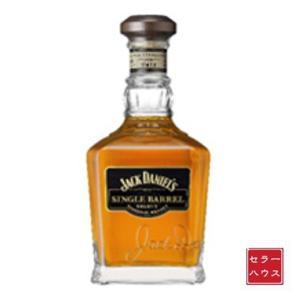 ジャックダニエル シングルバレル 瓶 750ml|cellar-house