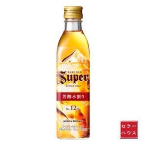 スーパーニッカ&ウォーター 瓶 300ml 【1ケース(24本入り)】|cellar-house