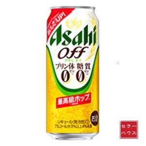 アサヒ オフ 缶 500ml 【1ケース(24本入り)】 cellar-house