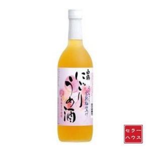 白鶴 にごりうめ酒 720ml|cellar-house
