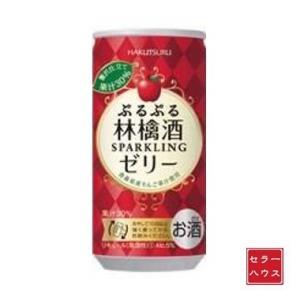 白鶴 ぷるぷる林檎酒 190ml 【1ケース(30本入り)】|cellar-house