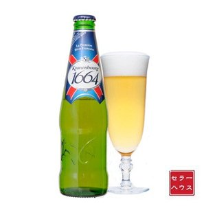 クローネンブルグ1664 瓶 330ml 【1ケース(24本入り)】 cellar-house