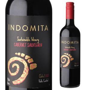 ワイン 辛口 赤ワイン チリ産 インドミタ カベルネ ソーヴィニヨン 赤 750ml 長S
