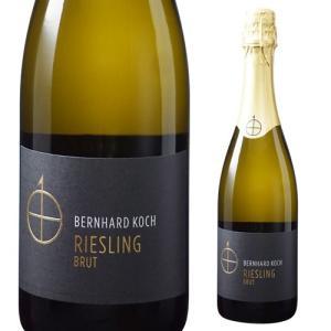 スパークリングワイン リースリング ゼクト ブリュット ベルンハルト コッホ 750ml 白泡 やや...