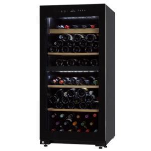 ワインセラー 家庭用 業務用 収納本数82本 フォルスター ...