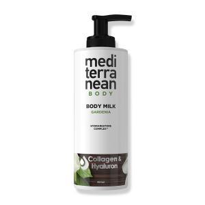 Mediterranean Care メディテラニアンケア ボディミルク ガーデニア 350ml