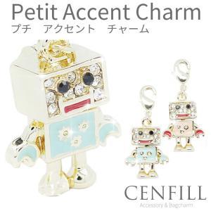 チャーム アクセサリー ロボット ロボ charm レディース  ゴールド ストラップ  キーホルダ...