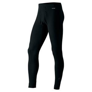 適度な保温力を持ち、素早く汗を吸水拡散して素肌を常に乾いた状態に保ちます。登山やツアースキーなど、行...
