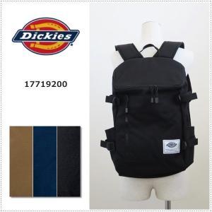 Dickies ディッキーズ ボックス型 バックパック 17719200 レディース|centas