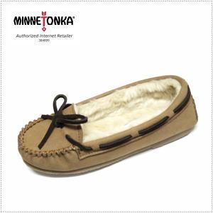 セール  MINNETONKA ミネトンカ  KIMMY SLIPPER 2  レディース|centas