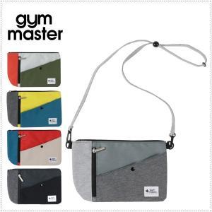 gym master ジムマスター まるい サコッシュ G749302 ショルダーバッグ|centas