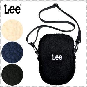 Lee リー ボア ショルダーバッグ ポシェット ポーチ|centas
