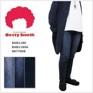 Betty Smith ベティスミス アンクルスキニー パンツ BAB1180 BAB1180A|centas