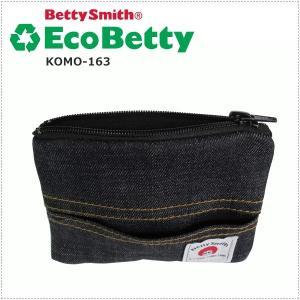 エコベティ BettySmith ポケットティッシュポーチS 887KOMO163|centas