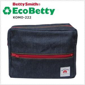 BettySmith エコベティ マルチポーチ KOMO222 ベティスミス centas