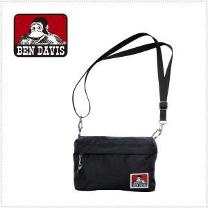 BEN DAVIS ベンデイビス スクエア ミニ ショルダー バッグ  BDW-9160|centas