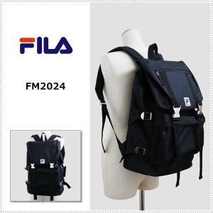 FILA フィラ フラップ バックパック2 FM2024 リュック|centas