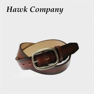 Hawk Company ホークカンパニー 本革 グラデーション ベルト  310 HK310|centas
