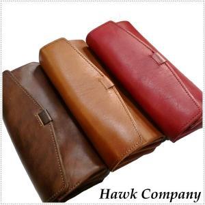 Hawk Company ホークカンパニー  ロングウォレット 3426|centas