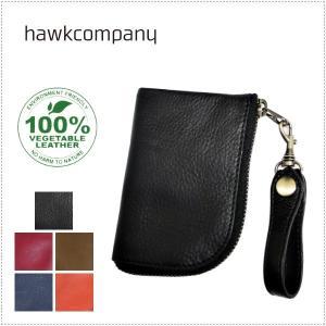 Hawk Company ホークカンパニー イタリアンレザー コインケース HK7225|centas