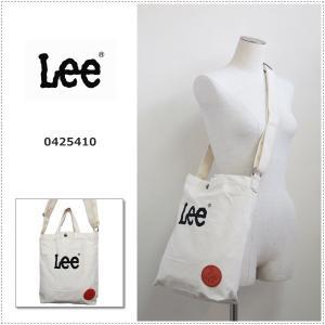 Lee  リー 2WAYバッグ コットン ショルダー トート エコバッグ|centas