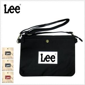 Lee  リー  キャンバス サコッシュ 0425439 ショルダーバッグ|centas