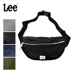 Lee  リー ナイロン ウエストバッグ 0425484 ボディバッグ|centas