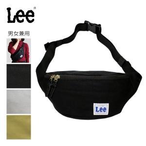 Lee  リー コットン ウエストバッグ 0425504 ボディバッグ|centas