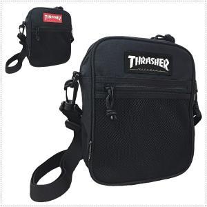THRASHER THRSG123 縦型 ショルダー バッグ スラッシャー centas