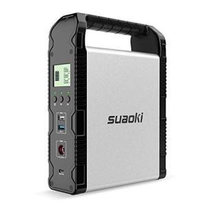 suaoki ポータブル電源 S200 54000mAh/200Wh モバイルバッテリ コンパクト ...